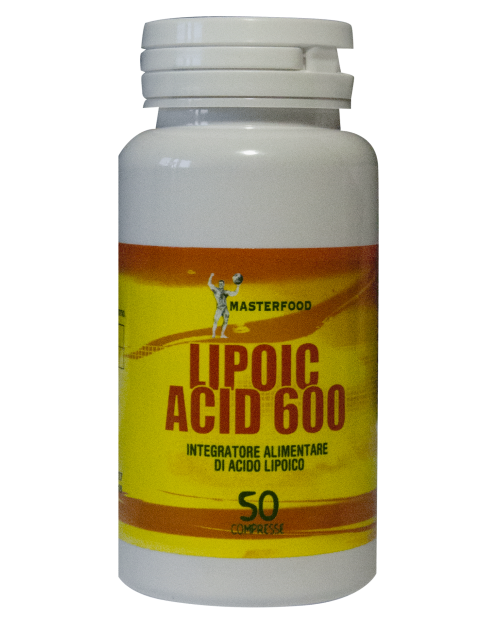 Masterfood Lipoic Acid 600 50 Compresse